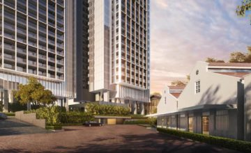 Riviere-condo-entrance-Jiak-Kim-Street-great-world-mrt