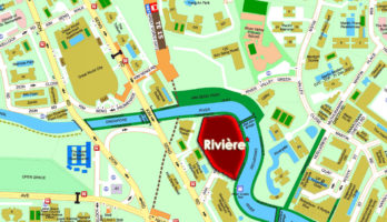 Riviere-condo Location by-Frasers-Property