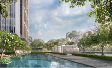 Riviere-condo-Pool-from-Clubhouse-singapore